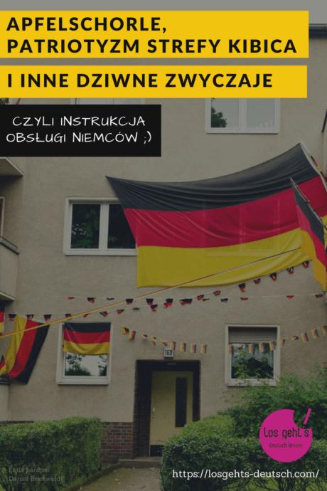 niemcy zwyczaje
