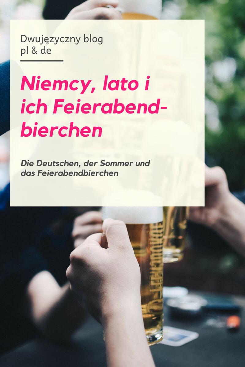 niemieckie piwo Feierabendbierchen