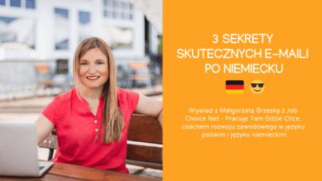 maile formalne po niemiecku