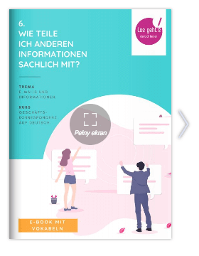 pisma oficjalne po niemiecku wyrazenia