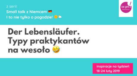 praktykant po niemiecku