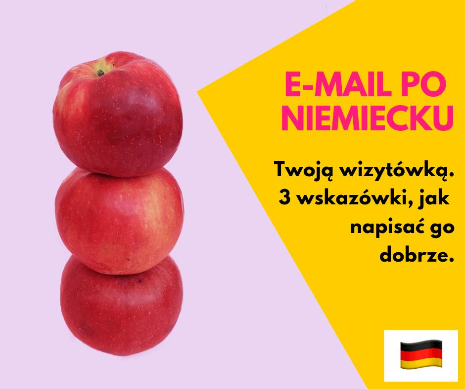 mail niemiecki