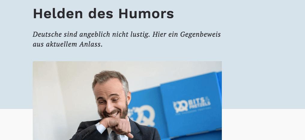 niemiecki rozmowy niemiecki humor