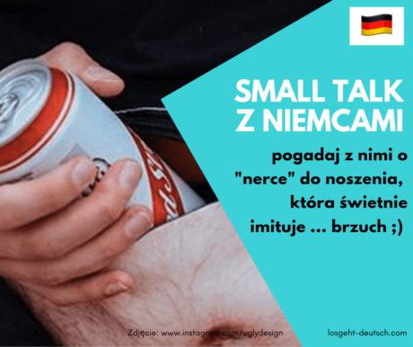rozmowy po niemiecku Bierbauch